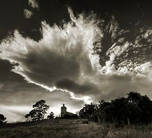 Midlands Cloudscape by Robert Mullner