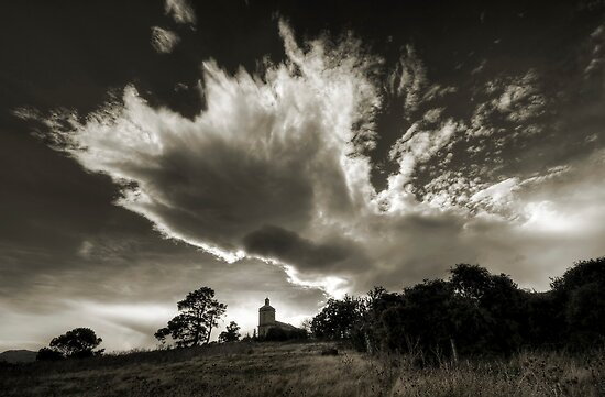Midlands Cloudscape by Robert Mullner