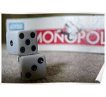 Time for Monopoly Poster