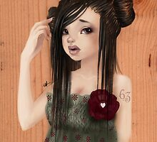 Girl 63    Free Topic (Summer Dress) by Erica Rosario