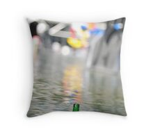 Message in a Bottle... Throw Pillow