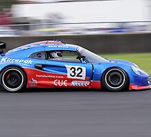 GT Challenge - Eastern Creek NSW - #32 David Mackie - Lotus Elise HPE by Gino Iori
