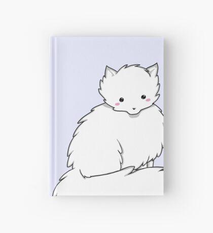 Arctic Fluff Hardcover Journal