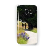 Walking To Castle Hill Samsung Galaxy Case/Skin