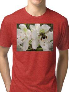 Pollen Packing Bumble Bee Tri-blend T-Shirt