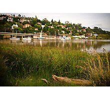 Launceston Harbour Photographic Print