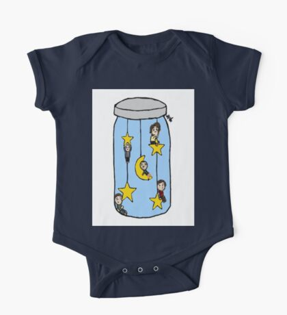 one direction in a jar One Piece - Short Sleeve