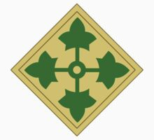 4th Infantry Division (United States) Kids Clothes