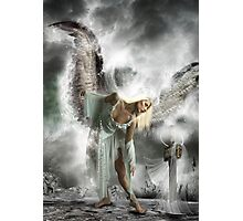 When Angels Fall. Photographic Print