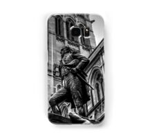 Statue Of Captain Matthew Flinders Samsung Galaxy Case/Skin