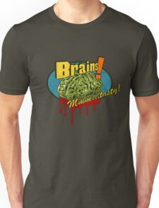 Brains. Unisex T-Shirt