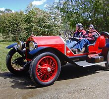 1916 Stutz Bearcat by mspfoto