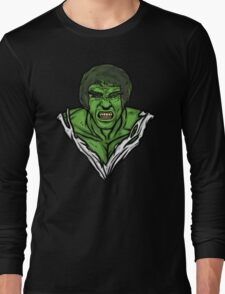 Anger Long Sleeve T-Shirt