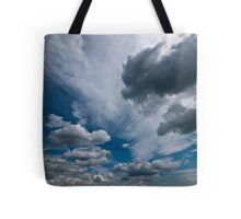 ditchling beacon sky Tote Bag