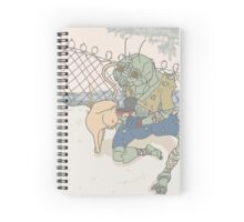 The Sweety Man Spiral Notebook