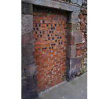 You Make A Better Door, etc Photographic Print