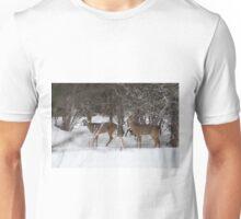 Two Deer Unisex T-Shirt