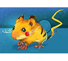 Electric Mouse Photographic Print