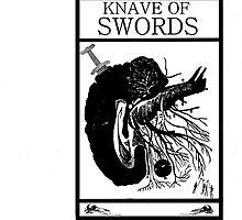 Knave of Swords by Peter Simpson