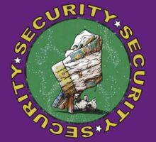 Bear & Blanket Security Service (2) T-Shirt