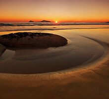 Sunset Rings by Cindy Lever