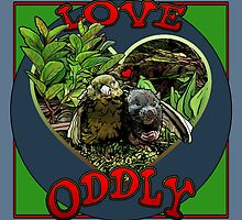LOVE ODDLY  by torg