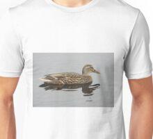 Female Mallard Unisex T-Shirt