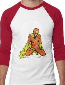 The Fallen Hero Men's Baseball ¾ T-Shirt
