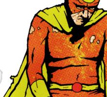 The Fallen Hero Sticker