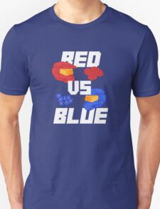 red versus blue T-Shirt