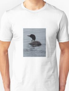 Loon on Pushaw T-Shirt