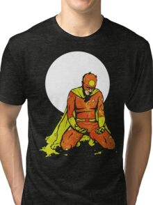 The Fallen Hero (Black T) Tri-blend T-Shirt