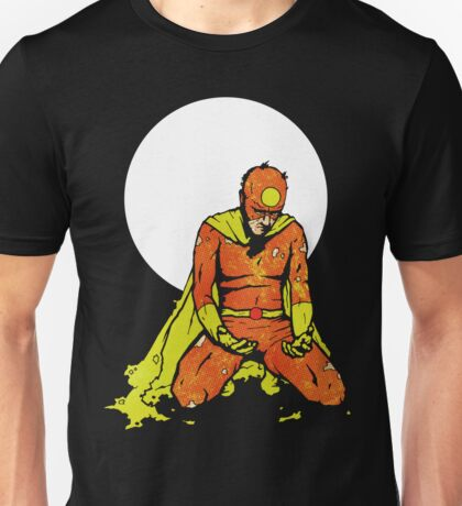 The Fallen Hero (Black T) Unisex T-Shirt