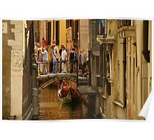 Venezia Calle Poster