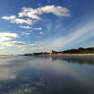 Blue Skies by Merice  Ewart-Marshall - LFA