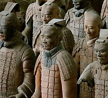 Terracotta Warriors, Xi An, China by C1oud
