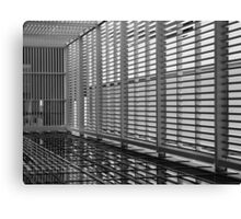 Caged In Canvas Print