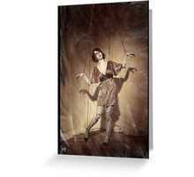 Gothic Photography Series 141 Greeting Card