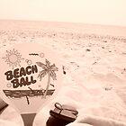 Beach Ball by Rachel Meyer