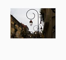 Charming Streetlamps in Old Town Nice, France, French Riviera T-Shirt