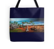 Country Victoria Tote Bag