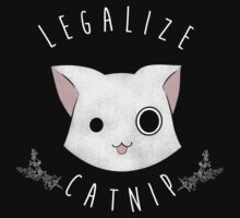 Legalize Catnip One Piece - Short Sleeve