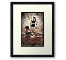 Gothic Photography Series 138 Framed Print