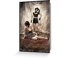 Gothic Photography Series 138 Greeting Card