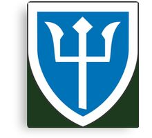 97th Infantry Division (United States - Historical) Canvas Print