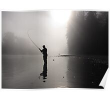 Spey Casting Poster