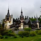 Peles Castle, Sinaia, Romania by Antanas