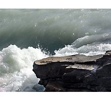Jade Water Photographic Print