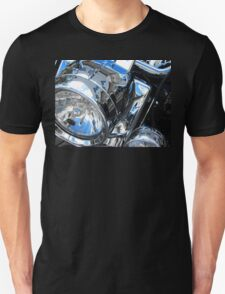 Harley's Lights - Harley Davidson Headlamps T-Shirt