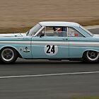 Ford Falcon (1964 Blue) by Willie Jackson